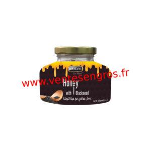 Miel à la nigelle