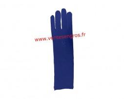 gant-opaque-fleur-bleu marine