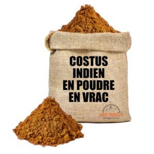 Costus indien 5kg en vrac
