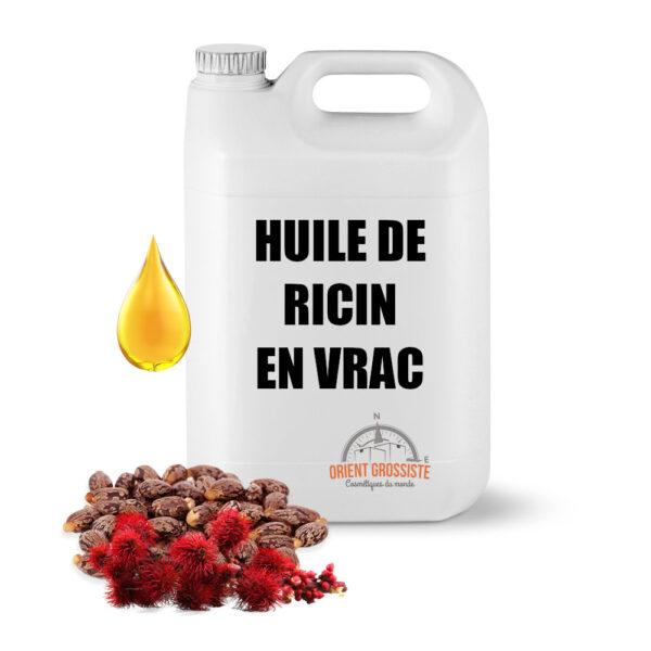 Huile de Ricin 5 litres en vrac
