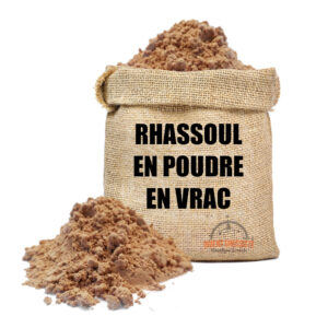 Rhassoul en poudre 5 Kilos en vrac