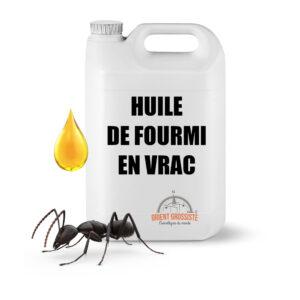 Huile de fourmis 5 litres en vrac