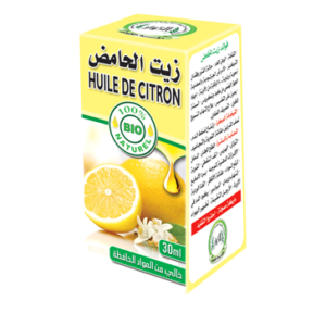 Huile de Citron 30ml (Lot de 12)