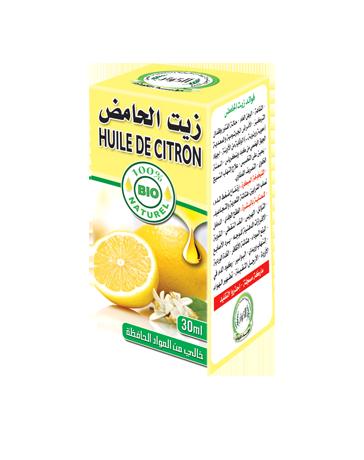 Huile de Citron 30ml (Lot de 12)