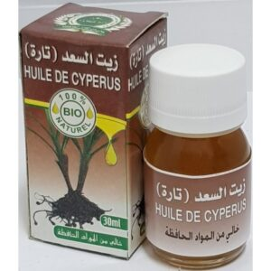 huile de cyperus