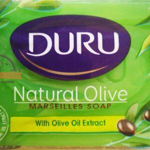 Savon aux extraits d'huile d'olives (Lot de 12)