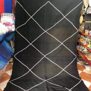 Tapis berbère Hanbel - Unique et Fait main (Livraison gratuite)