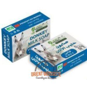 Savon au lait d'ânesse (lot de 12)