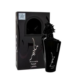 Maahir Black Edition 100ml - Lattafa