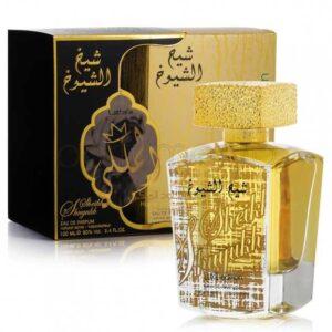 Shaykh Al Shuyoukh Luxe édition 100 ml - Lattafa